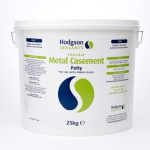 Metal Casement Putty