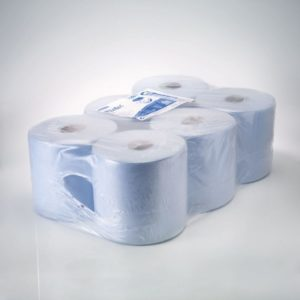Wypall L10 Blue Roll