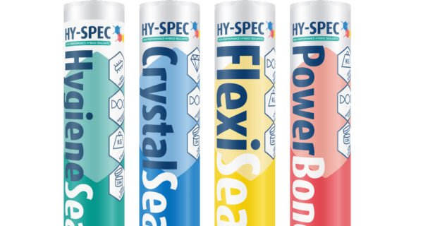Meet Our New HY-SPEC Range